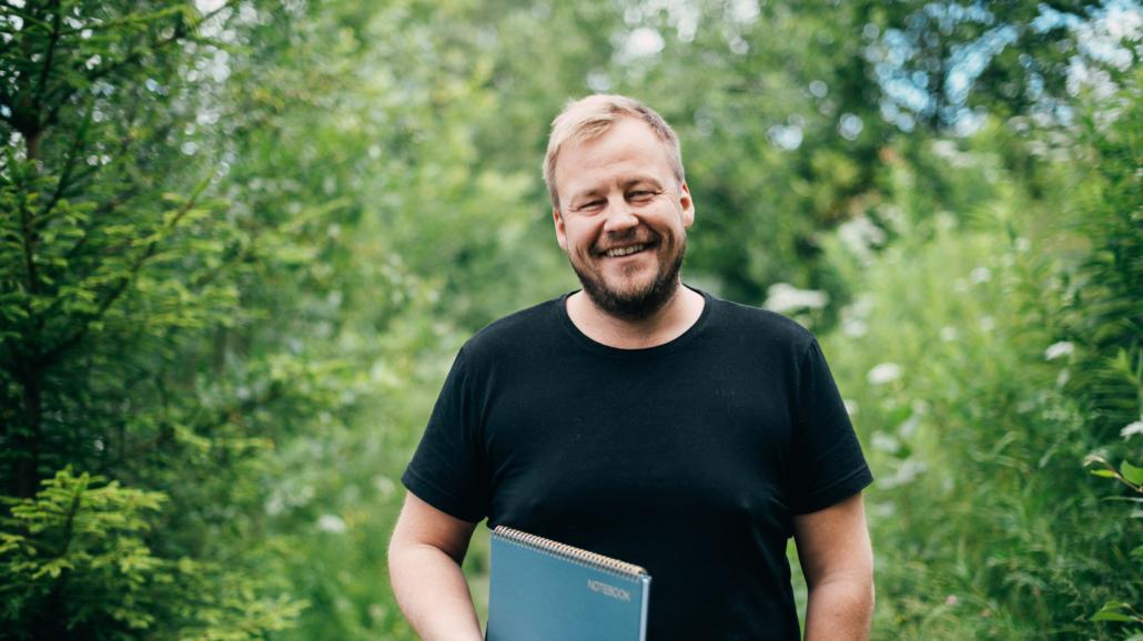 CleanBread-grunder Tom Rune Stepien