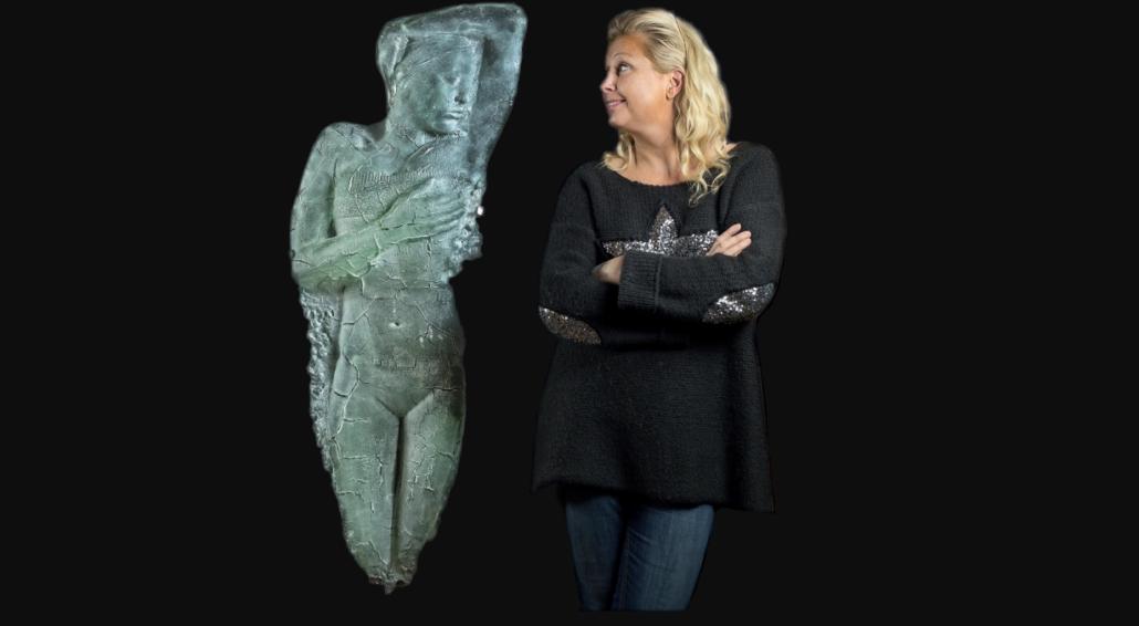 Kunstneren Aino Jensen